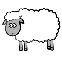 Sheep - Spring Character